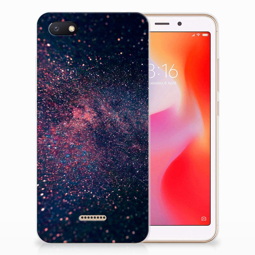 Xiaomi Redmi 6A TPU Hoesje Stars