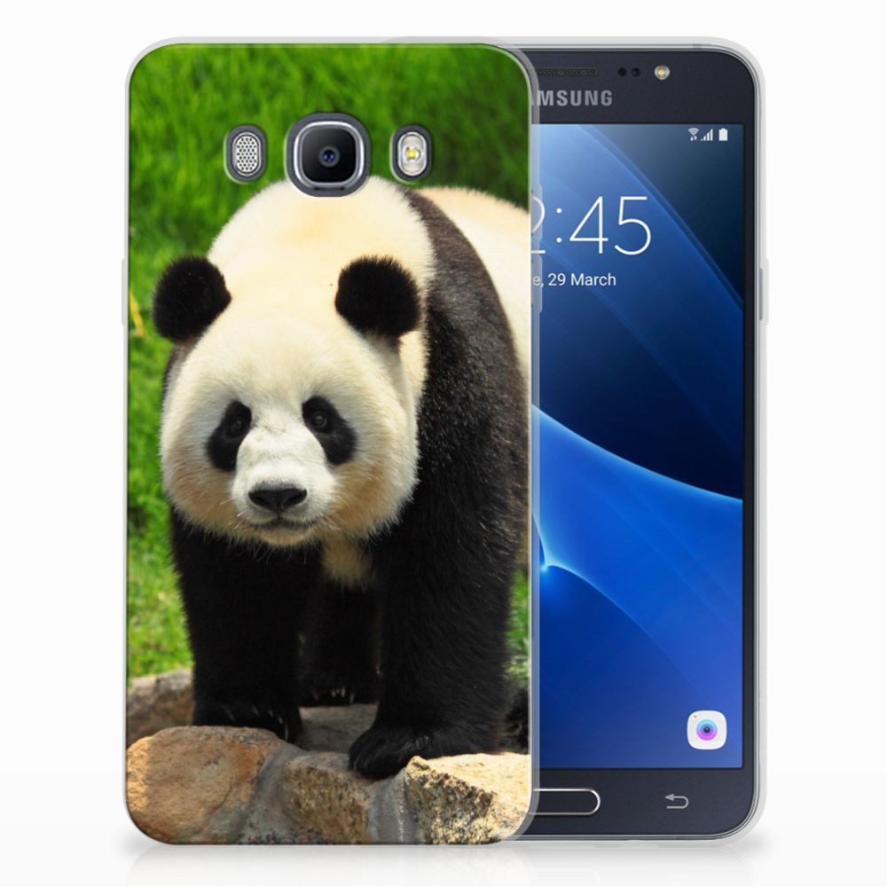 Samsung Galaxy J7 2016 TPU Hoesje Panda