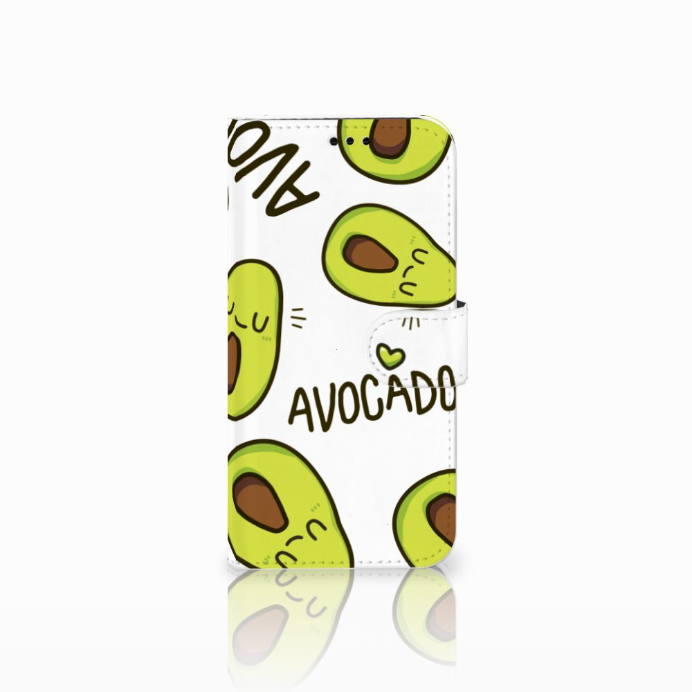 Samsung Galaxy A5 2017 Leuk Hoesje Avocado Singing