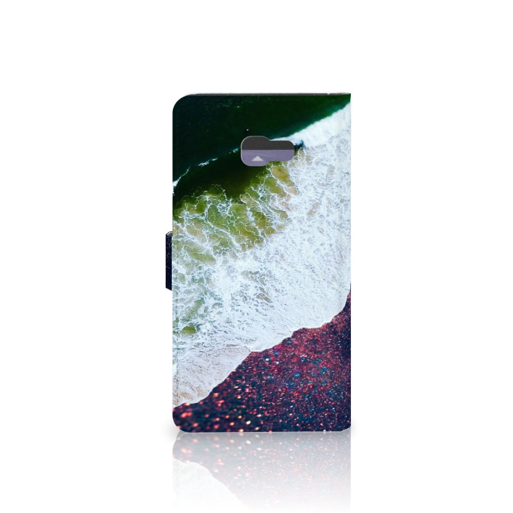 Samsung Galaxy A7 2017 Bookcase Sea in Space