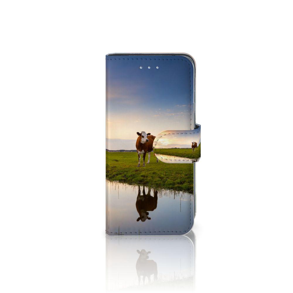 Samsung Galaxy A5 2016 Boekhoesje Design Koe