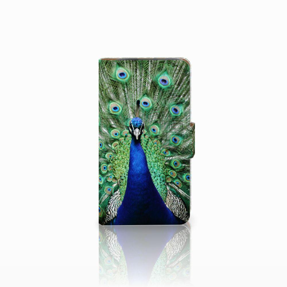 HTC Desire 310 Boekhoesje Design Pauw