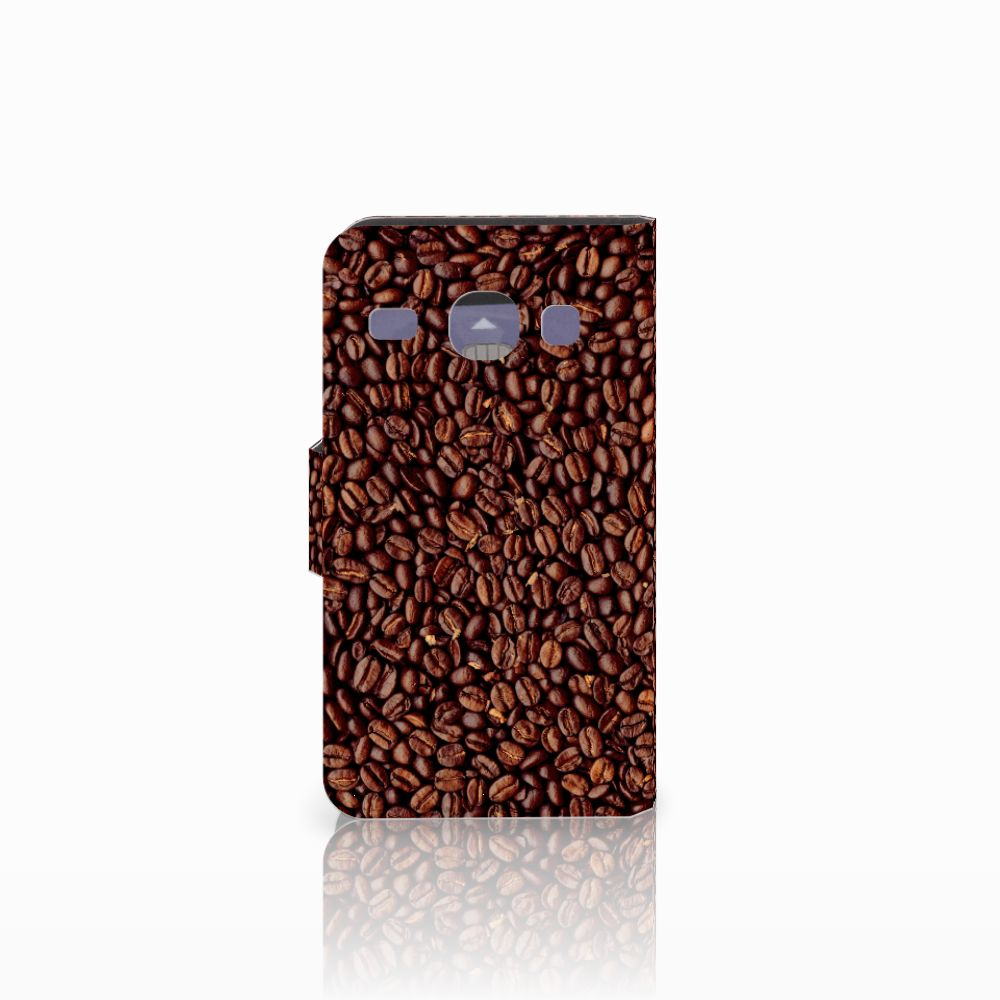 Samsung Galaxy Core i8260 Book Cover Koffiebonen