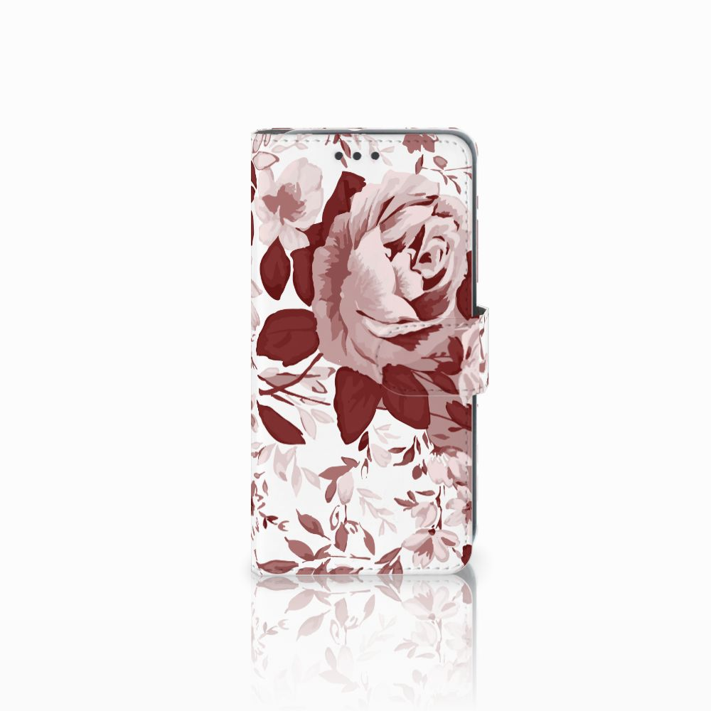 Hoesje HTC U11 Life Watercolor Flowers