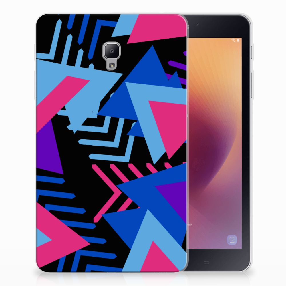 Samsung Galaxy Tab A 8.0 (2017) Back Cover Funky Triangle