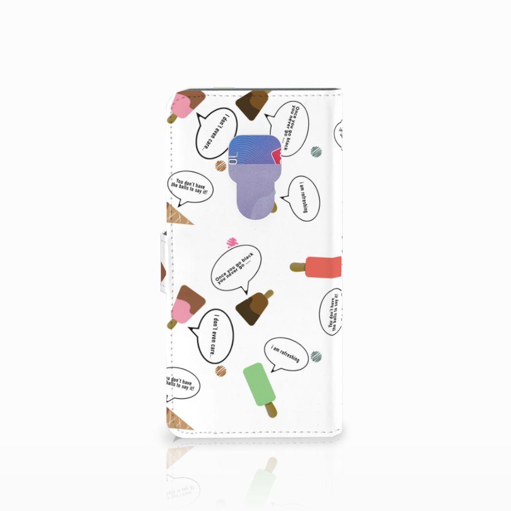 Huawei Mate 20 Book Cover IJsjes