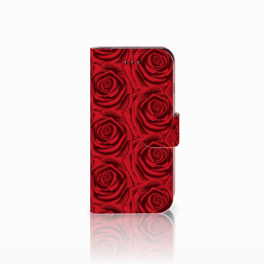 Apple iPhone 6 | 6s Hoesje Red Roses