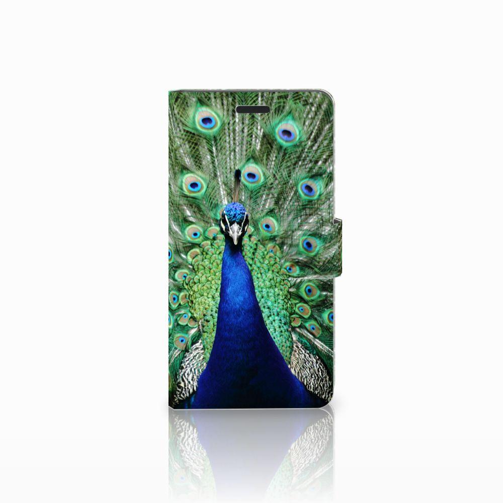 Samsung Galaxy A7 2015 Boekhoesje Design Pauw
