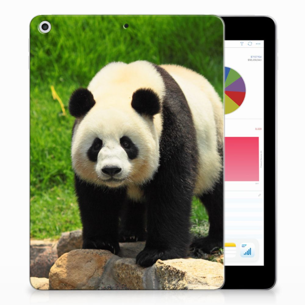Apple iPad 9.7 2018 | 2017 Back Case Panda