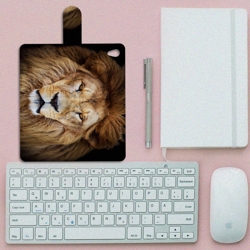 Sony Xperia Z2 Telefoonhoesje met Pasjes Leeuw