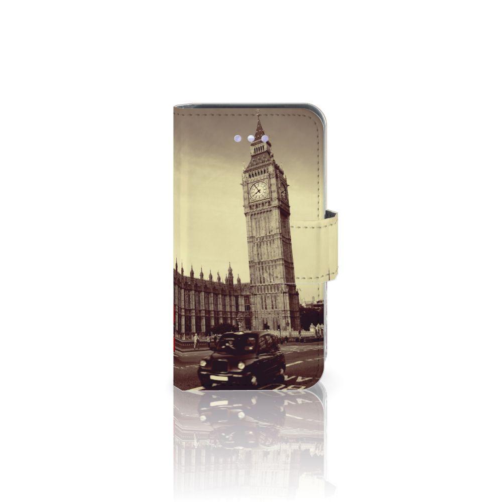 Apple iPhone 4 | 4S Boekhoesje Design Londen