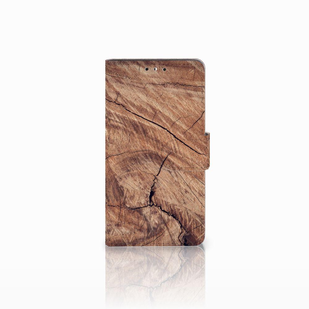 Huawei Y5 | Y6 2017 Boekhoesje Design Tree Trunk