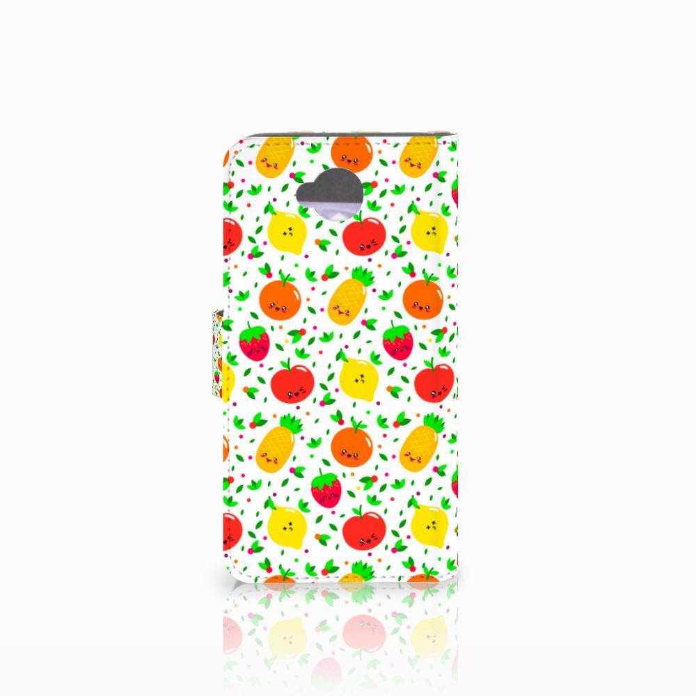 Microsoft Lumia 650 Book Cover Fruits