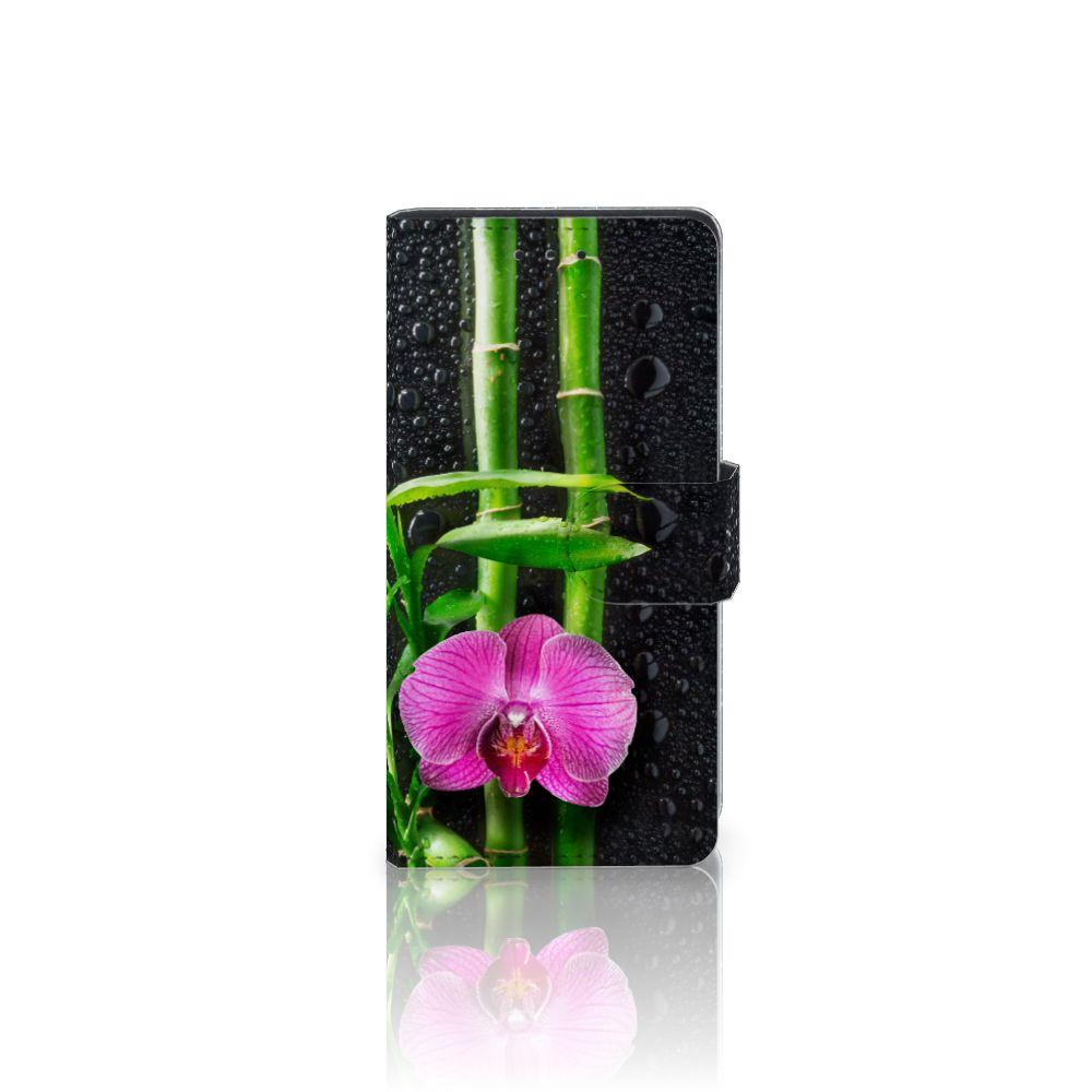 Samsung Galaxy S5 | S5 Neo Boekhoesje Design Orchidee