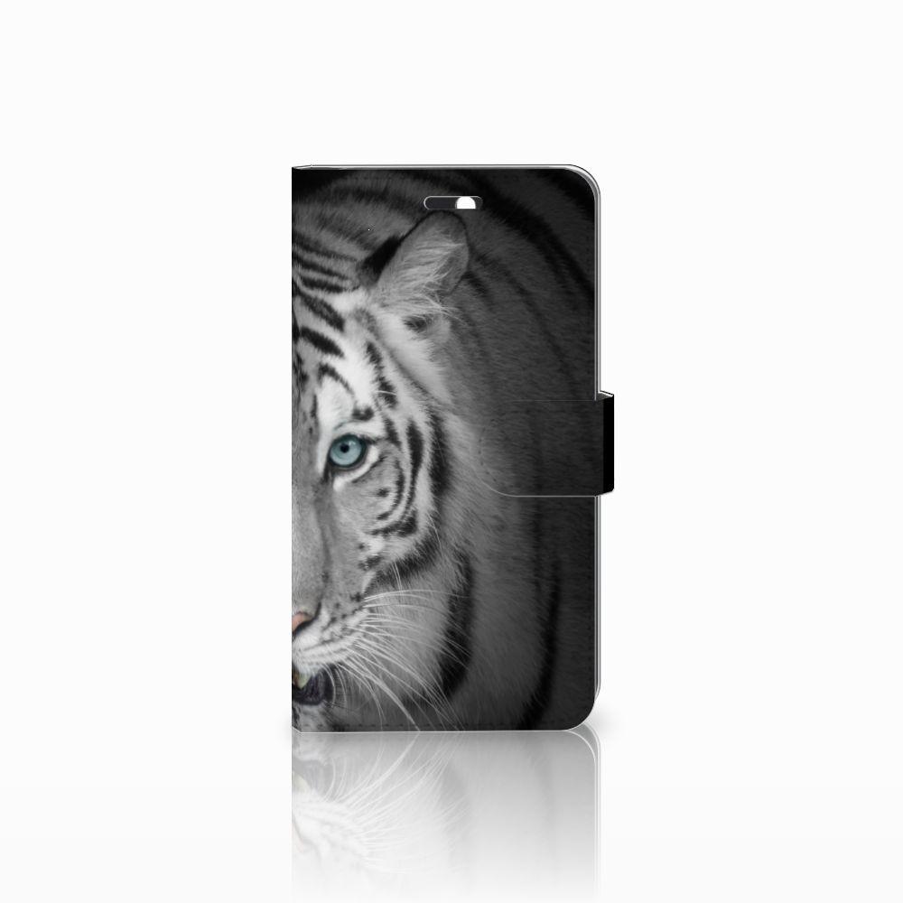 Huawei Y6 II | Honor 5A Uniek Boekhoesje Tijger