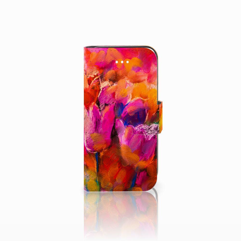 Hoesje Apple iPhone 5 | 5s | SE Tulips