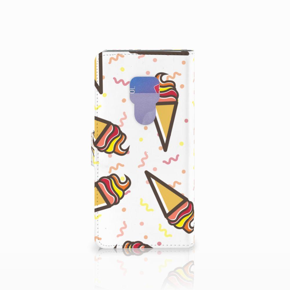 Huawei Mate 20 Book Cover Icecream