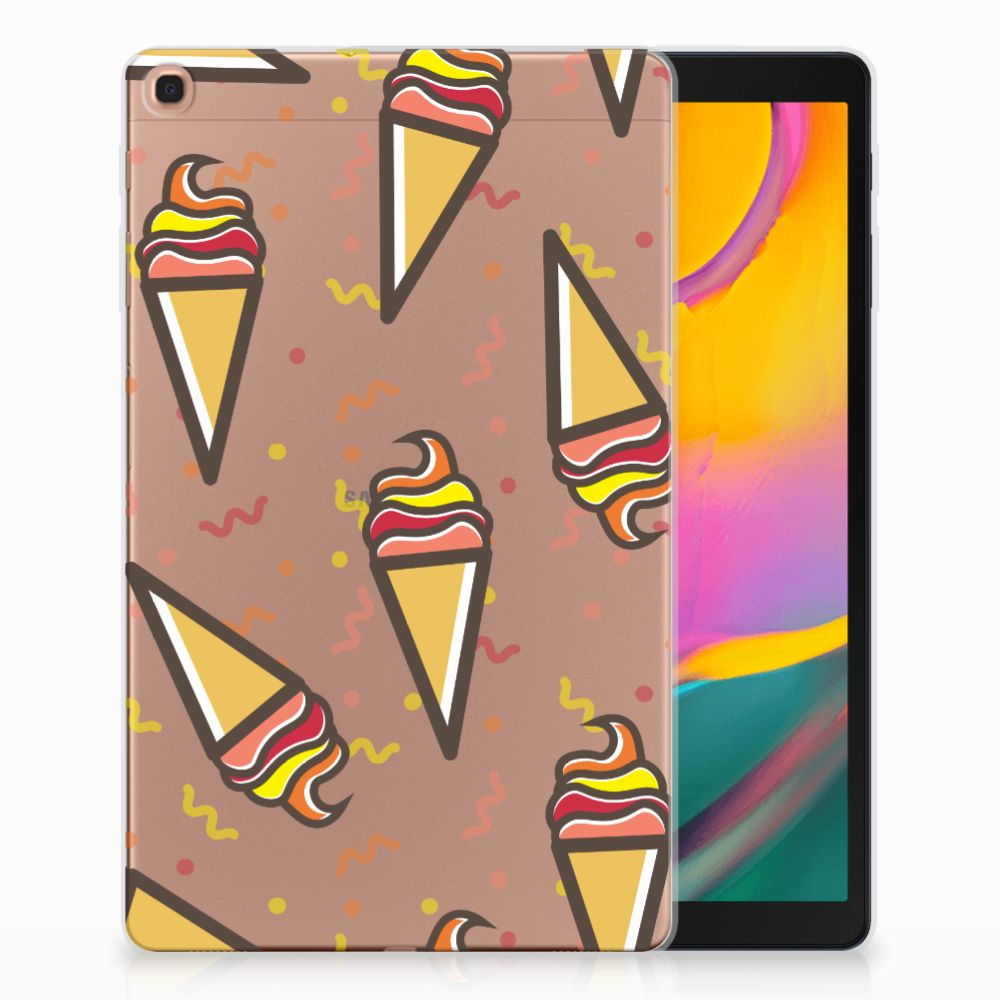 Samsung Galaxy Tab A 10.1 (2019) Tablet Cover Icecream