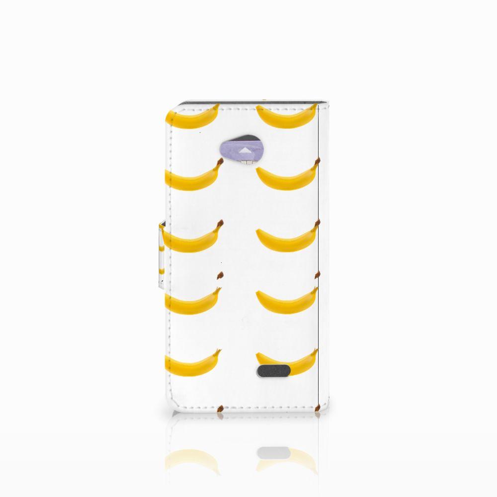 LG L70 Book Cover Banana
