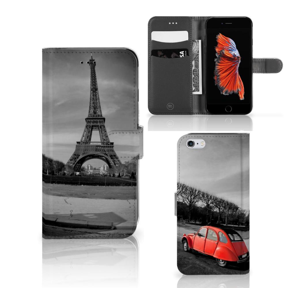 Apple iPhone 6 Plus | 6s Plus Flip Cover Eiffeltoren