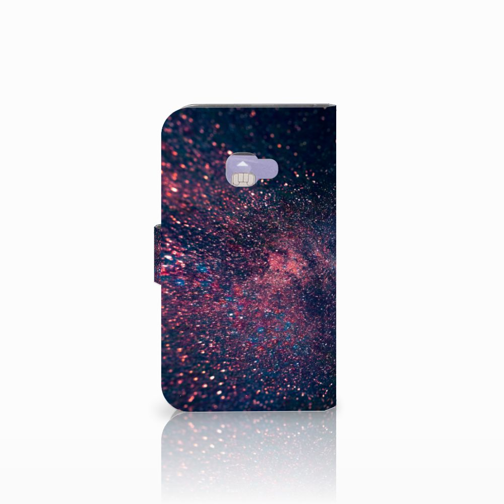 Samsung Galaxy Xcover 4   Xcover 4s Bookcase Stars
