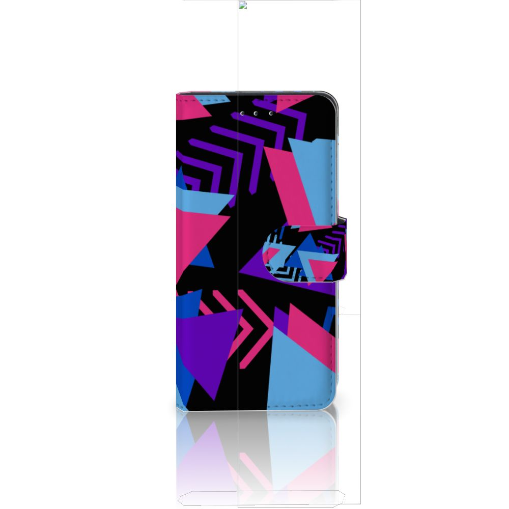 Huawei P20 Bookcase Funky Triangle