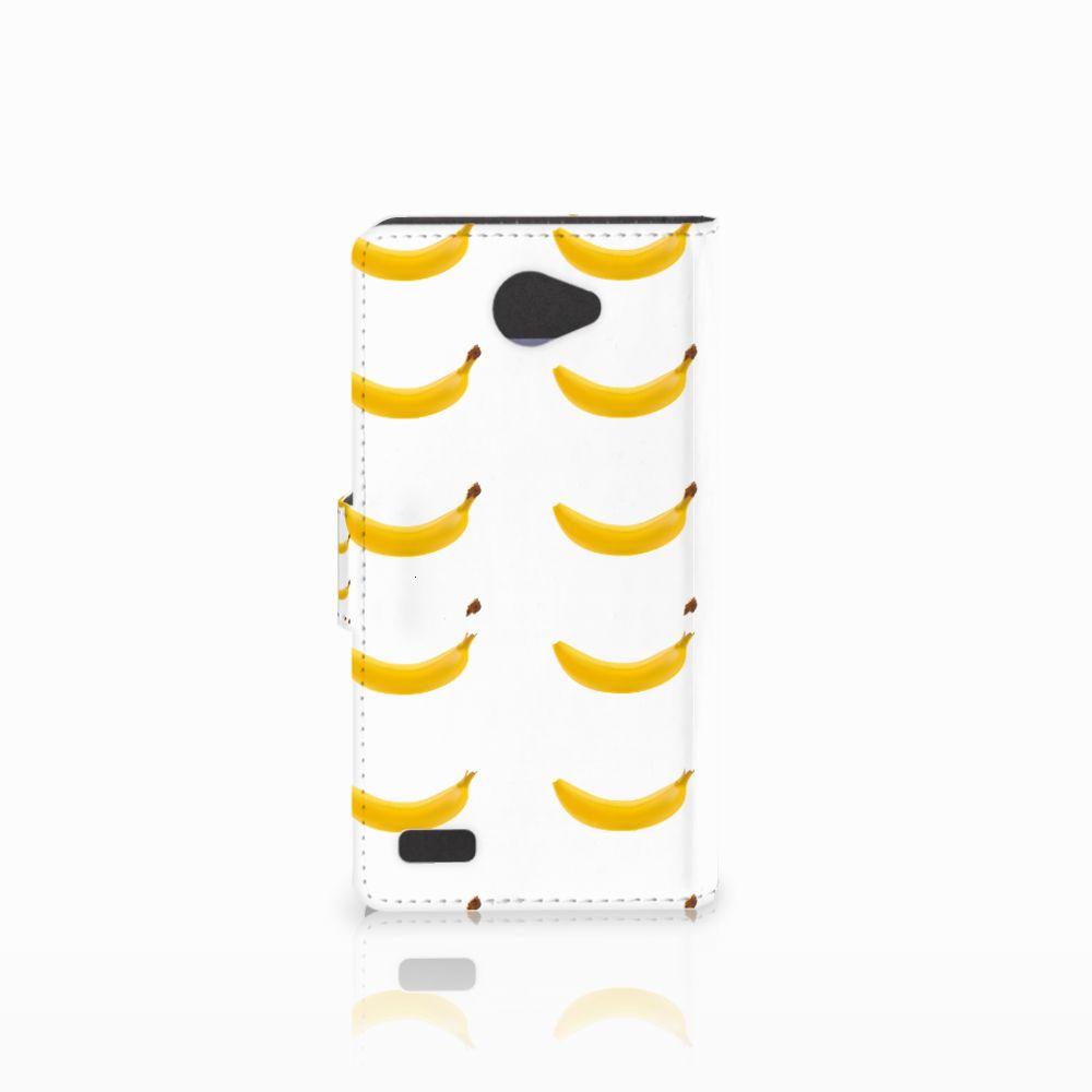 LG Bello 2 Book Cover Banana