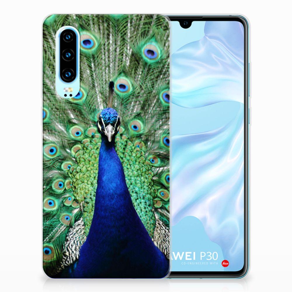 Huawei P30 TPU Hoesje Pauw