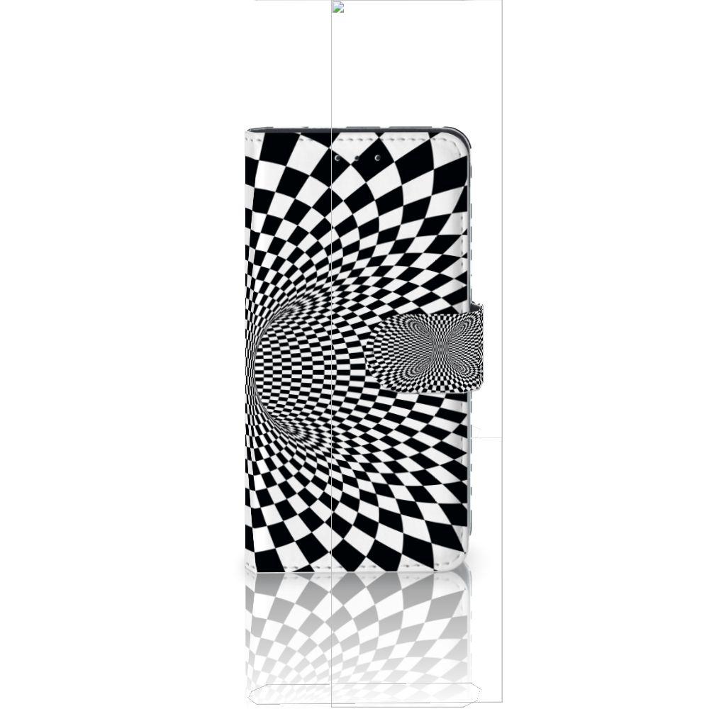 Huawei P20 Bookcase Illusie