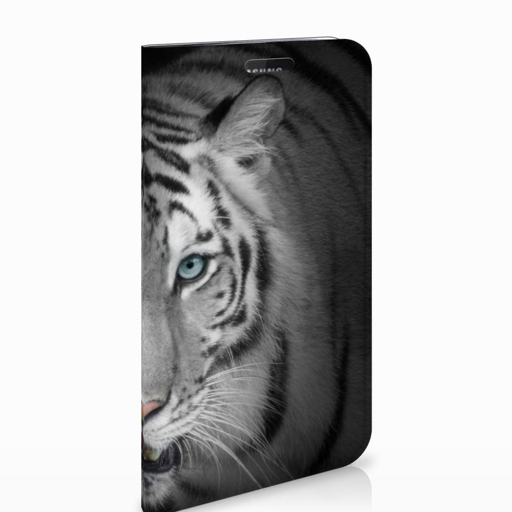 Samsung Galaxy J5 2017 Uniek Standcase Hoesje Tijger