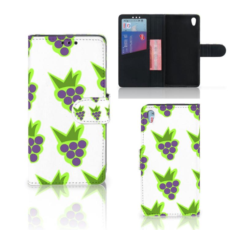 Sony Xperia Z5 | Z5 Dual Book Cover Druiven