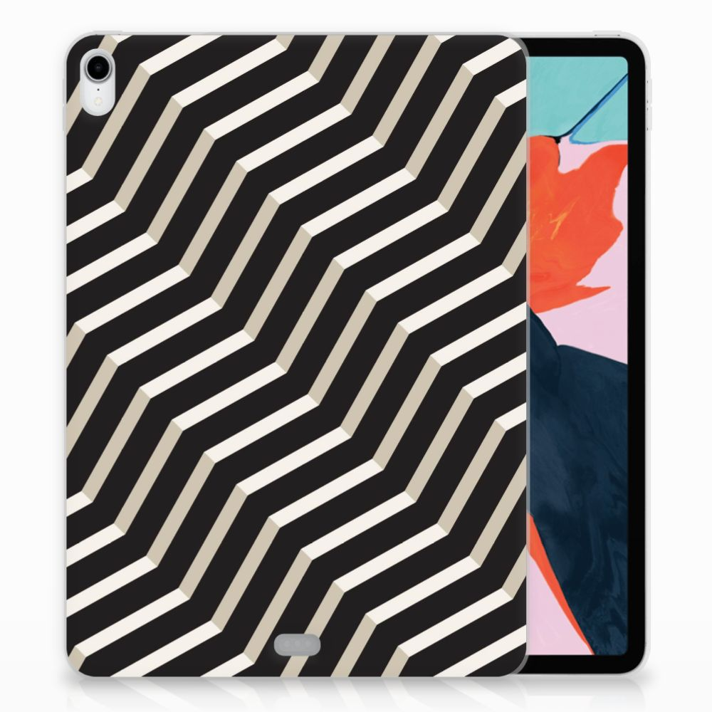 Apple iPad Pro 11 inch (2018) TPU Hoesje Illusion