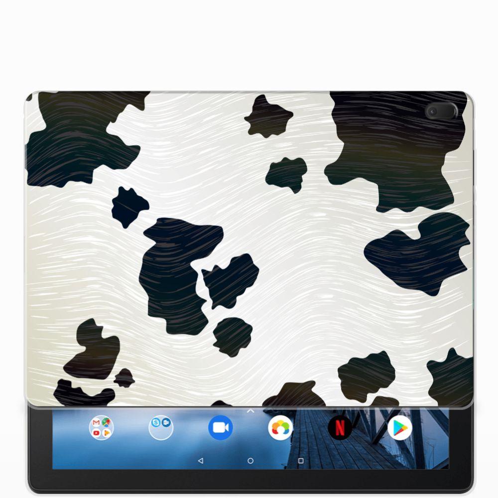 Lenovo Tab E10 Back Case Koeienvlekken