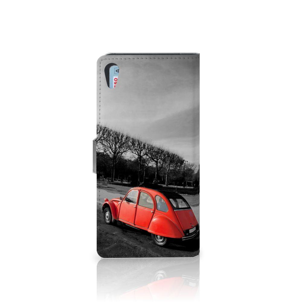 Sony Xperia XA1 Ultra Flip Cover Eiffeltoren