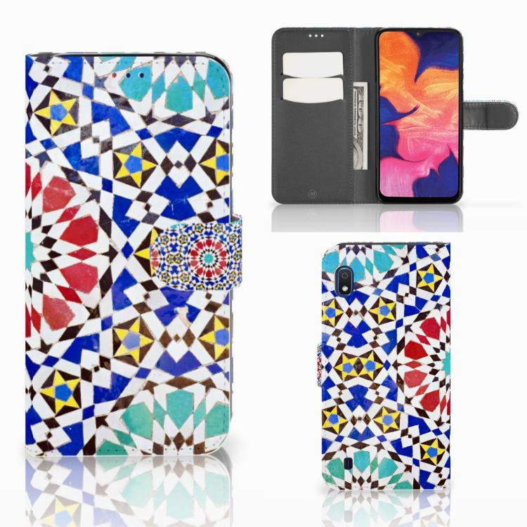 Samsung Galaxy A10 Bookcase Mozaïek