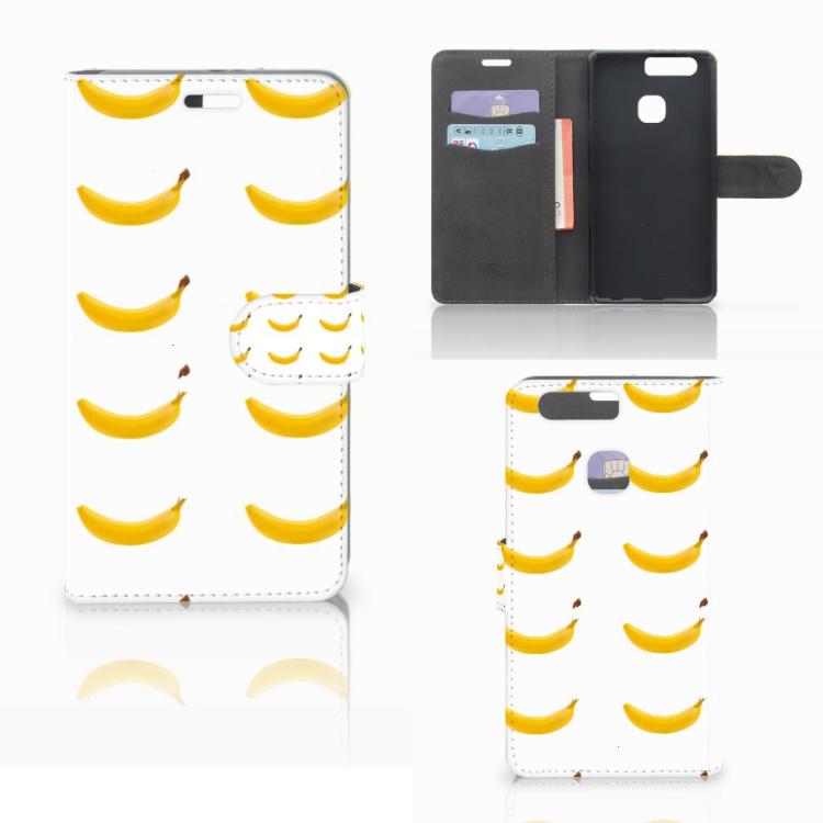 Huawei P9 Plus Book Cover Banana