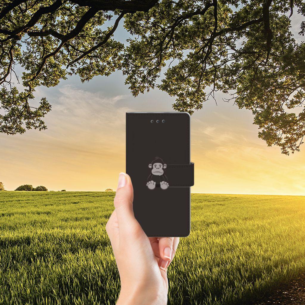 Huawei Ascend P8 Lite Leuke Hoesje Gorilla