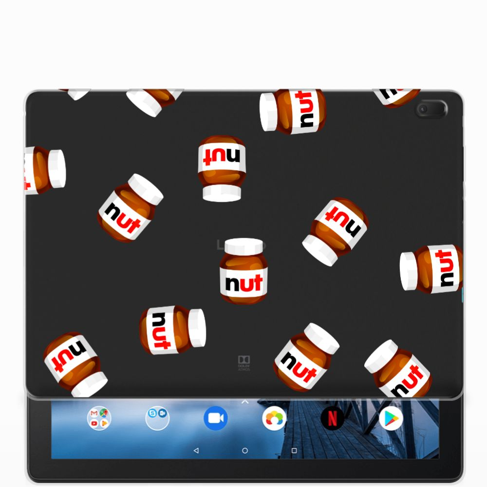 Lenovo Tab E10 Tablet Cover Nut Jar