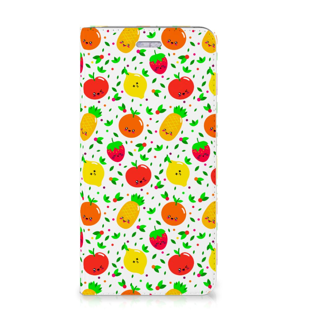 Nokia 9 PureView Flip Style Cover Fruits