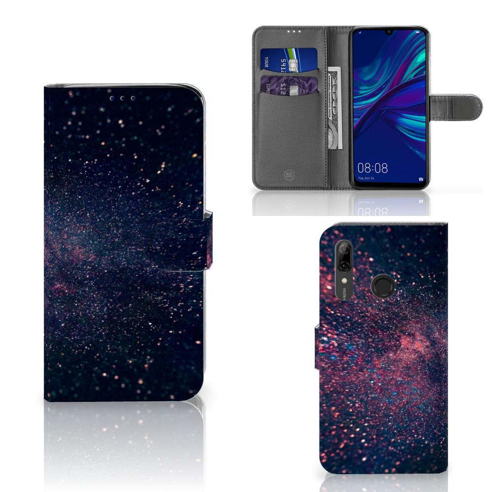 Huawei P Smart Plus (2019) Bookcase Stars