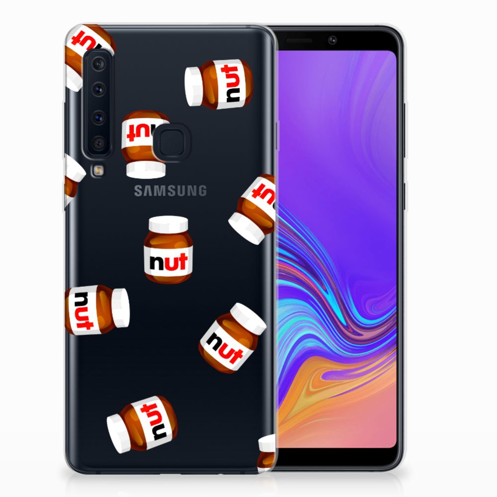 Samsung Galaxy A9 (2018) Siliconen Case Nut Jar