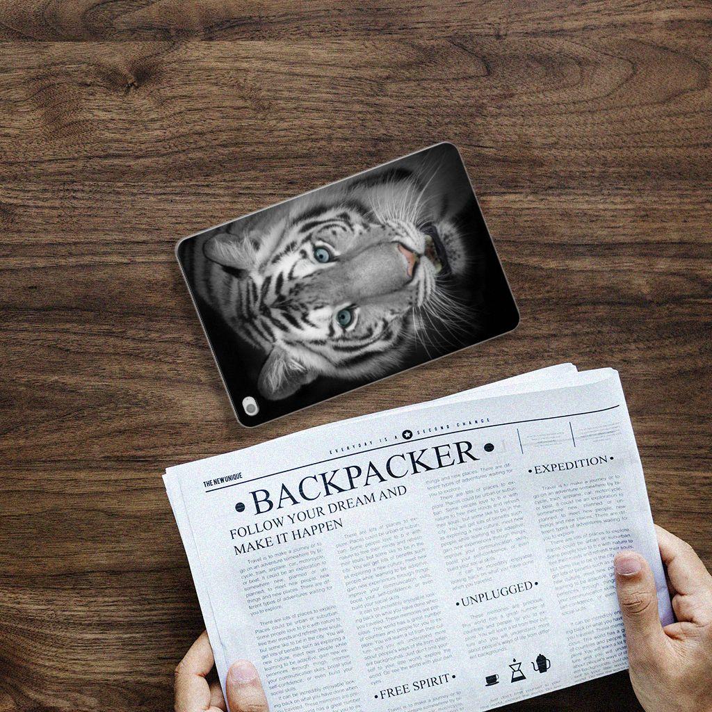 Apple iPad Mini 4 | Mini 5 (2019) Back Case Tijger