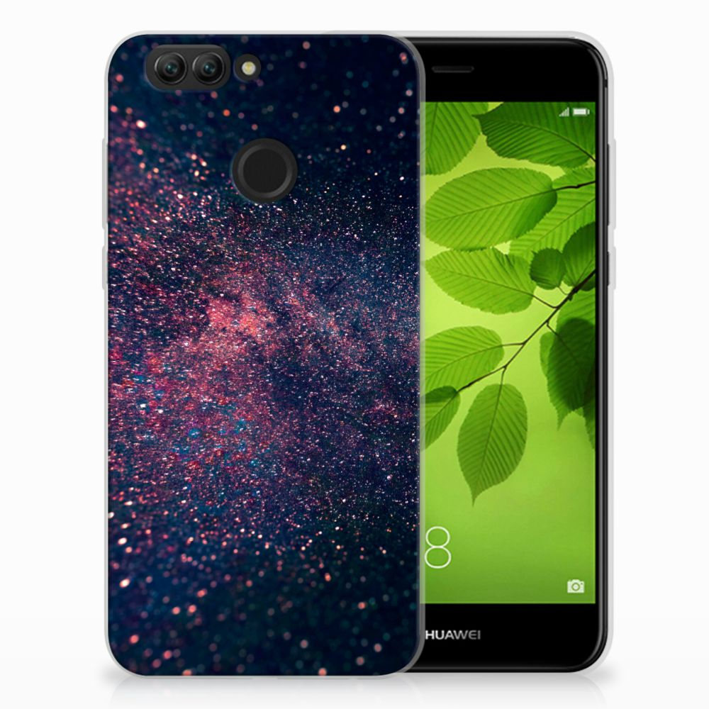 Huawei Nova 2 TPU Hoesje Stars