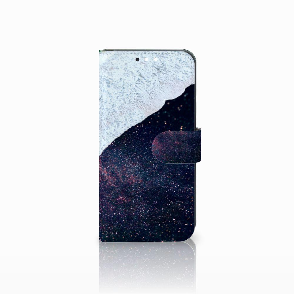 Huawei Mate 10 Lite Bookcase Sea in Space