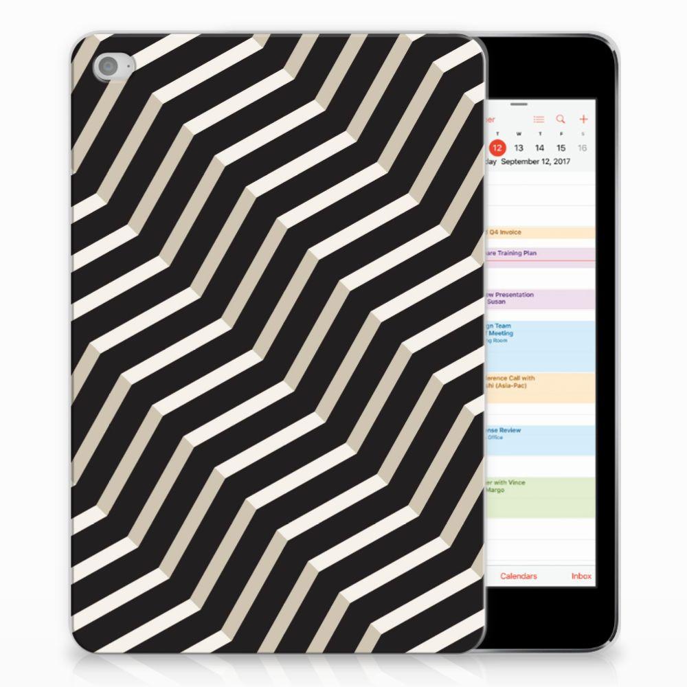 Apple iPad Mini 4   Mini 5 (2019) Back Cover Illusion