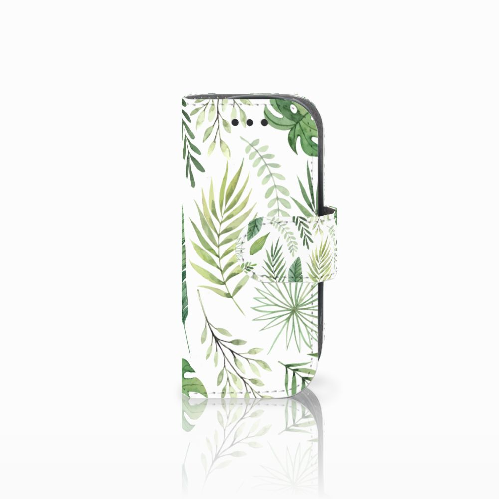 Nokia 3310 (2017) Uniek Boekhoesje Leaves