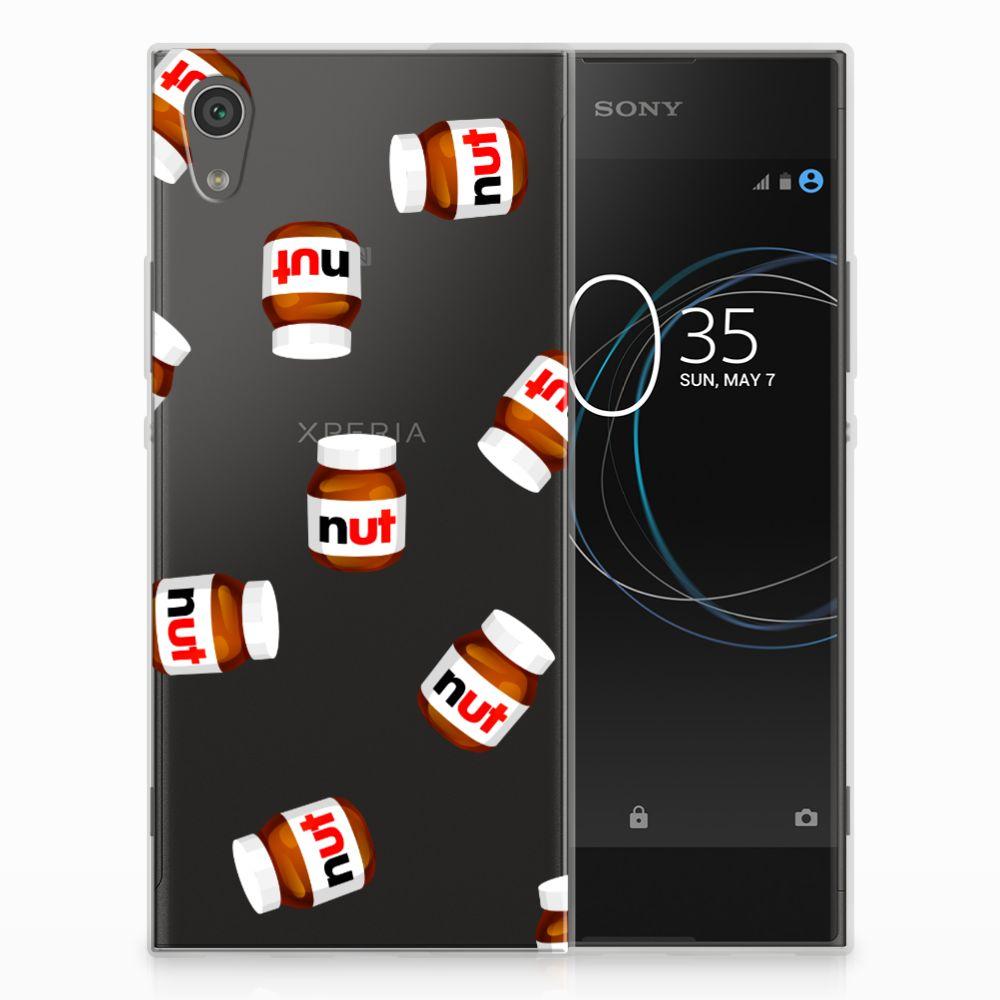 Sony Xperia XA1 Siliconen Case Nut Jar