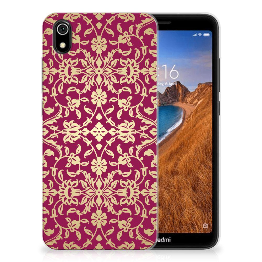 Siliconen Hoesje Xiaomi Redmi 7A Barok Pink