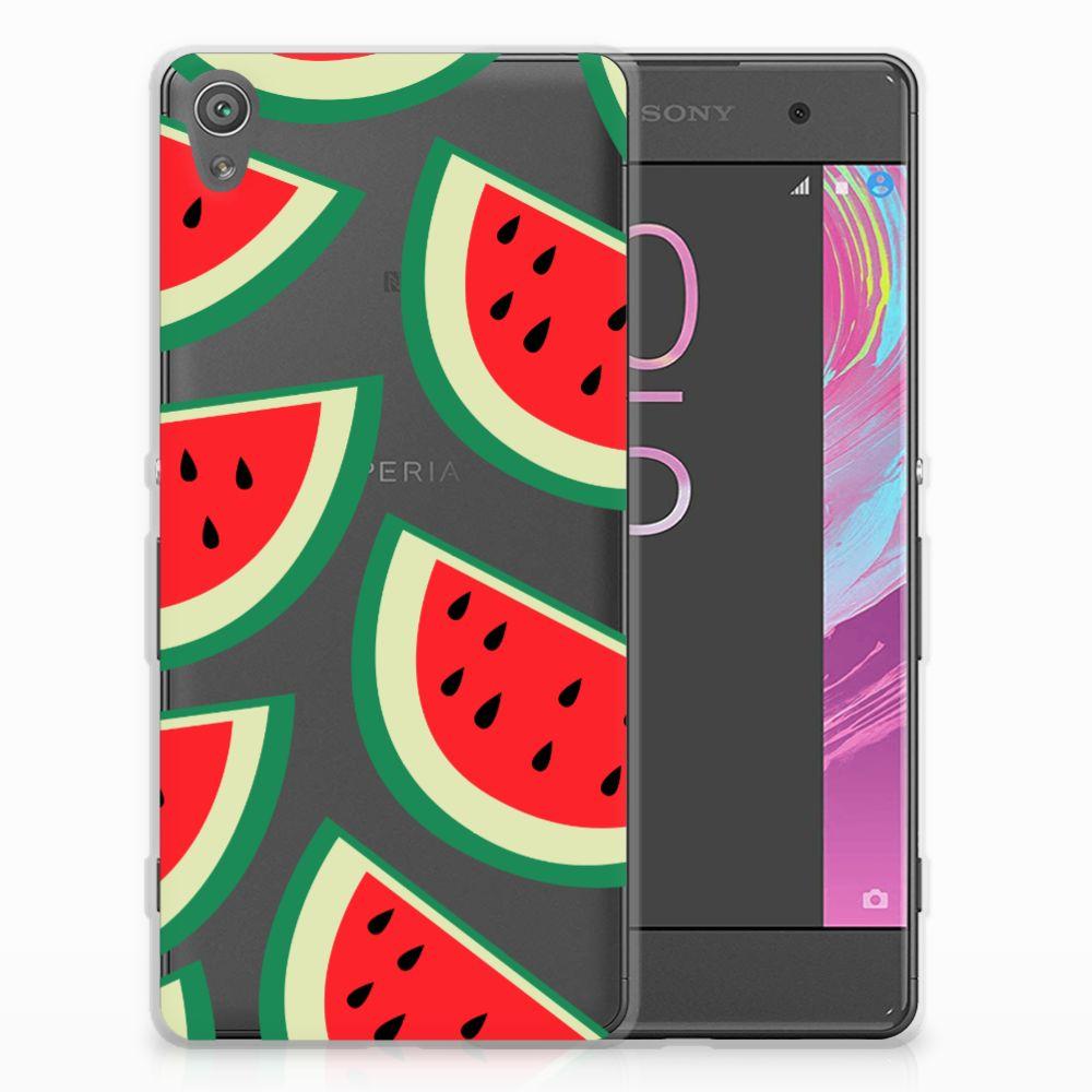 Sony Xperia XA | XA Dual Siliconen Case Watermelons