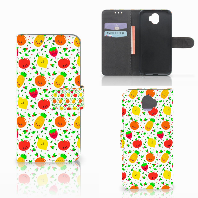 Wiko Wim Book Cover Fruits